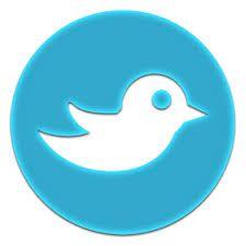 Twitter, Symbols, Glyphs, Icons
