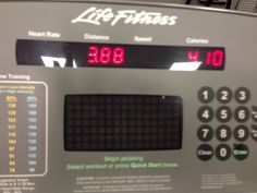 35 Minutes Elliptical + 1 mile on treadmill = 510 Cal burn