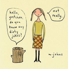 Funny daily illustrations by Marc Johns