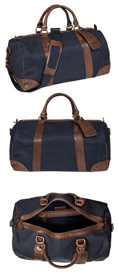 Weekender bag by Polo Ralph Lauren: http://www.eckerle.de