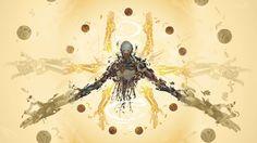 Zenyatta Overwatch Art Wallpaper