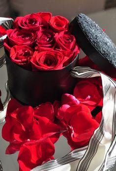 Valentine's Day flowers #valentines day
