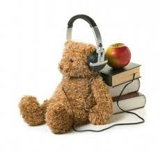 Audio Books were so boring to me.
