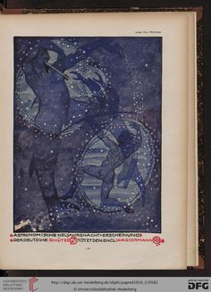 Jugend, German illustrated weekly magazine for art and life, Volume 21.2, 1916.