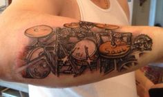 right arm tattoo 2013