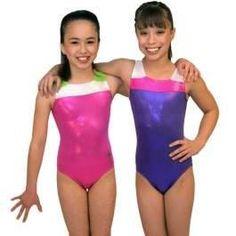 Костюмы для гимнастики для девочек