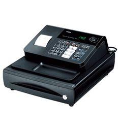 Casio 140-CR Small Business Cash Register Refurbished
