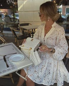 Classy Dress, Classy Outfits, Chic Outfits, Spring Outfits, Trendy Outfits, Dress Outfits, Fashion Dresses, Dresses Dresses, Outfit Elegantes
