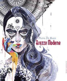 Brezze moderne di Pietro De Bonis  #poesie #brezzemoderne #colori #art #color #poetry