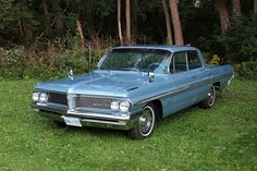 1962 pontiac 4 door | 1962 Pontiac Parisienne 4 door hardtop (Canadian) | Flickr - Photo ...