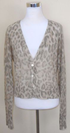 Chico's 2 Pink Linen Long Cardigan Sweater Women's Size 12 Medium ...