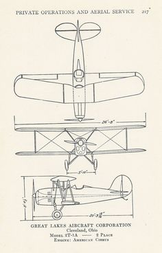 Airplane Diagram, Aviation Print, Vintage Illustration, Boys Bedroom Decor, Set of 3, Private Operations and Aerial Service, Pkg 5...these are small....so for clipboards?  3 for $12