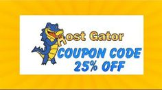 http://youtu.be/07IGSXj-5Ng | Hostgator Coupon Code for 25% Off Tutorial How to Setup Web Host - Hostgator Coupon Code for 25% Off in this video. Step-by-step video teaches you how to buy and setup your webhost. Get your Hostgator Coupon Code here.