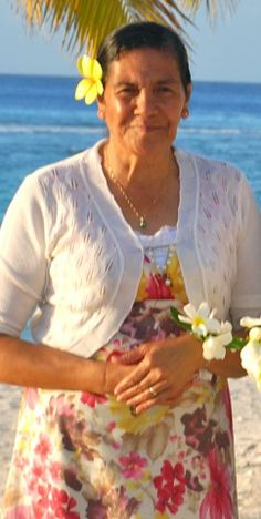 Our Angel Mapuatagaloa (Dave's Beautiful Mum) who will be shining down on us from Heaven above
