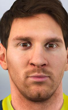 How FIFA 14 Put A Life-Sized, Breathing Avatar of Lionel Messi in Your Computer