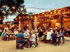 18 Essential Austin Patios for Outdoor Drinking and Dining - Eater Austin