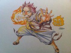 Dessins de Hiro Mashima - Entre dans le Monde de Fairy Tail! [Blog arrêté]