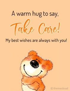 # Birthdays frases A Warm Hug To Say, Take Care! Good Afternoon My Love, Good Morning Hug, Cute Good Morning Quotes, Good Afternoon Quotes, Morning Inspirational Quotes, Good Night Quotes, Funny Night Quotes, Good Night Hug, Positive Morning Quotes