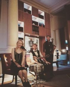 ***Next Public Gig *** (trio) Sunday Feb at St Stephens Rosslyn Hill Hampstead 🙂 Music to shop to - what a wonderful way to spend a Sunday! c/o the lovely Pop Up Vintage Fairs London London - 🙂 Jazz Band, Wedding Entertainment, Vintage Music, Sunday, Public, Entertaining, London, Pop, Domingo