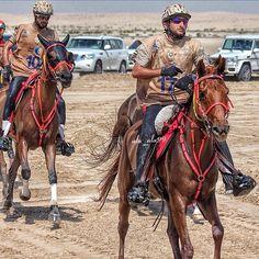 Salman Al Sabri y Juma bin Dalmook bin Juma Al Maktoum, resistencia militar, 2014. Foto: Naomi Askew (nla_nla99)