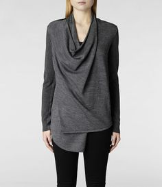 AllSaints Drina Cardigan on shopstyle.com