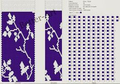 Magia Koralików: Wzory sznurów szydełkowo-koralikowych
