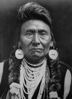 Chief Joseph, Wallowa Nez Perce, (March 3, 1840 – September 21, 1904), Native name: Hinmatóowyalahtq'it