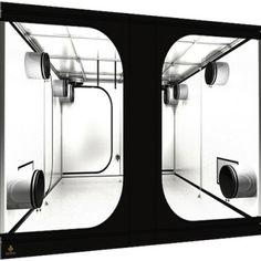 Grow Box Dark Room 2.5 (300x300x200) Secret Jardin