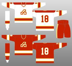 47 Best Classic (and some offensive) NHL Uniforms from the Past ... 6a63f2896