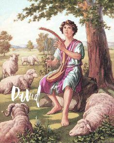 biblical stories of blessing - david