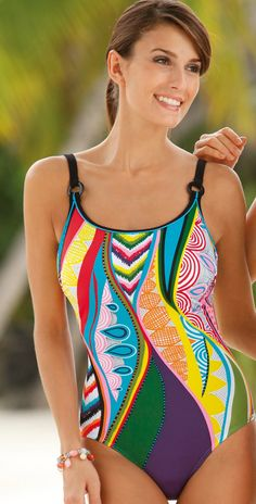 abce3dcd40e5b Sunflair 2013 Mastectomy Swimsuit 22501 Maternity One Piece Swimsuit