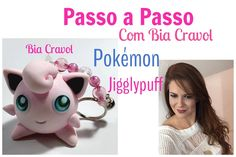 Pokemon -Biscuit - Passo a Passo - Bia Cravol