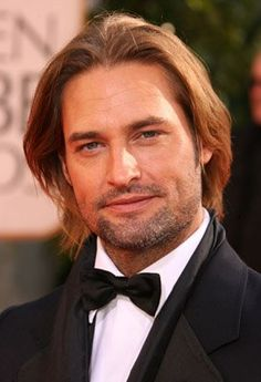 "Yummmmmy Josh Holloway played Sawyer on ""Lost,"" my second favorite ever TV Show after The Wire, followed closely by The X Files."