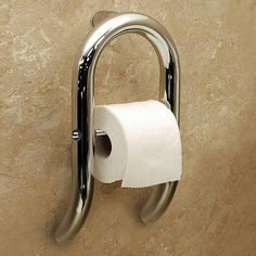 "Making a home safe for the elderly.  Several ideas.  Install ""Invisible"" Grab Bars, etc..."