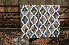"""Prism"" by Faith, for Quiltmaker magazine   # Pin++ for Pinterest #"