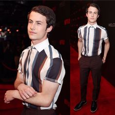 Dylan Minnette & Katherine Langford at Netflix's '13 Reasons Why' FYC event at Netflix FYSee Space