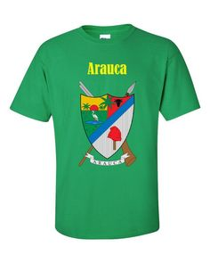 COL-ARA1 Arauca Colombia 2000 Playera Adulto