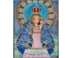 Nuestra Señora de El Cobre  nuestra Señora de la por FlorLarios