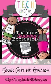 Technology Tailgate: Teacher Training Bootcamp: Google Edition
