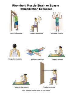 Mid Back Pain Rehabilitation Exercises   Car Accident Doctor Atlanta