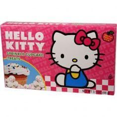 Hello Kitty Cupcake Treats. Shop online or in-store! www.getreadyretro.com