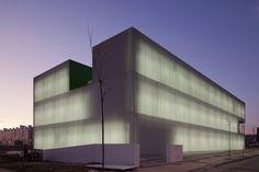 Social Services Center in Mstoles, Móstoles, 2009 - dosmasuno arquitectos
