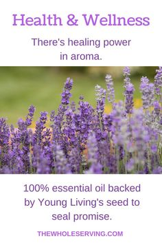 ESSENTIAL OILS THE POWER OF AROMA- Heal-Mind-Body- Soul.