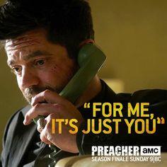 #Preacher