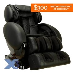 Infinity IT-8500X3 Massage Chair | Massage Chair Planet | Massagechairplanet.com
