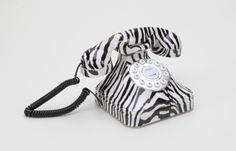 Telefone de zebrinha
