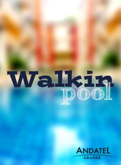 Walkin Pool  - Blur Album