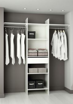 20 Dressing Room Design for Inspiration You. Locate the most effective dressing room ideas, layouts Small Dressing Rooms, Dressing Room Decor, Dressing Room Design, Dressing Area, Dressing Angle, Walk In Closet Small, Small Closets, Closet Bedroom, Closet Space