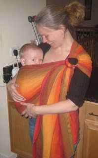 A series of videos to help teach you how to breastfeed while wearing your baby.