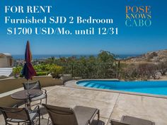 San Jose del Cabo long-term rental :http://www.poseknowscabo.com/magisterial-rental-2/